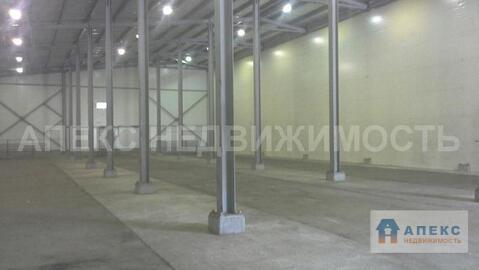 Аренда помещения пл. 1000 м2 под склад, м. Каширская в складском . - Фото 4