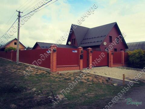 Киевское ш. 35 км от МКАД, Шеломово, Коттедж 160 кв. м - Фото 1