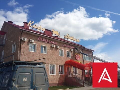 Придорожный комплекс Ленинградское шоссе, Выдропужск, Тверская обл. - Фото 4