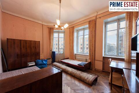 Настоящая Петербургская 2к квартира с видом на кан Грибоедова, Купить квартиру в Санкт-Петербурге по недорогой цене, ID объекта - 317323234 - Фото 1