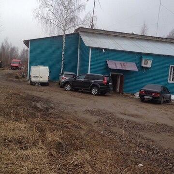 Сдается база ангар 500 кв.м. + действующее сто + земельный участок - Фото 5
