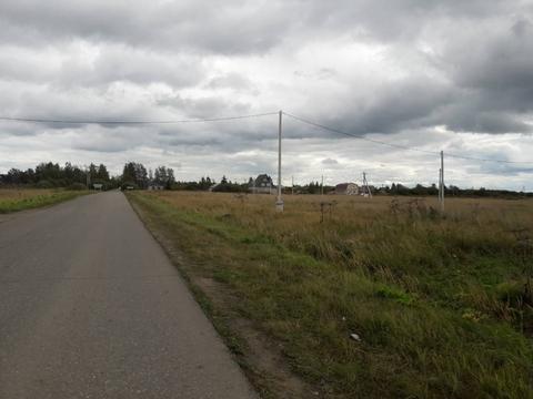 Продажа участка, Дегтярево, Ивановский район - Фото 1