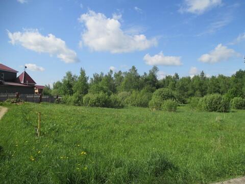 Участок, Ярославское ш, 59 км от МКАД, Кудрино д. (Сергиево-Посадский . - Фото 1