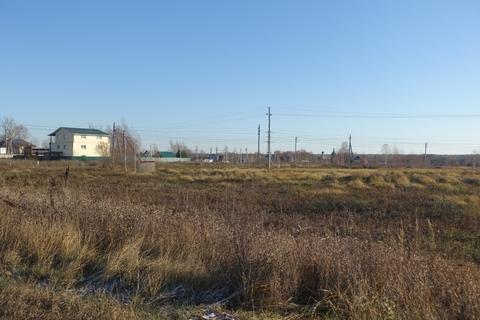 Земля под склады и магазины в Еганово - Фото 2