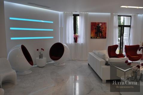 Стильная 5-комнатная квартира в клубном доме в Ливадии - Фото 1