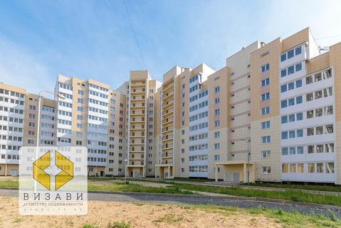 1к квартира 47 кв.м. Звенигород, мкр Восточный-3, д. 6 - Фото 1