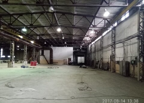 Сдается в аренду склад г Тула, ул Н.Островского, д 76 - Фото 2