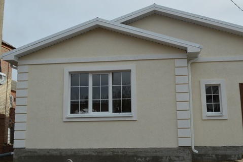 Новый дом в п. Березовый - Фото 1