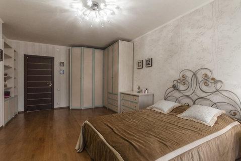 Ленсовета дом 43 к. 3, евро трехкомнатная квартира 109 кв.м. - Фото 4