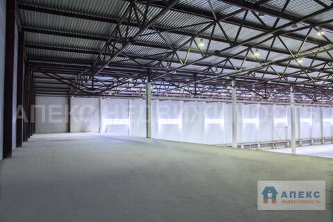 Аренда помещения пл. 6912 м2 под склад, аптечный склад, производство, . - Фото 3
