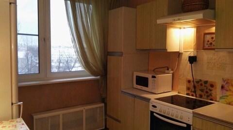 А51801: 2 квартира, Москва, м. Волжская, Волжский бульвар, Квартал . - Фото 5