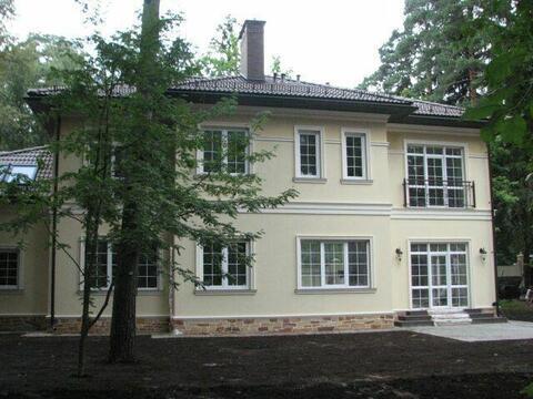 Коттедж 384 кв.м.на уч. 15 с. с лесными деревьями. ж\д ст Челюскинская - Фото 3