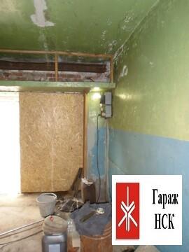 Продам капитальный гараж на Шлюзе, ГСК Механизатор. С ямой и погребом - Фото 3