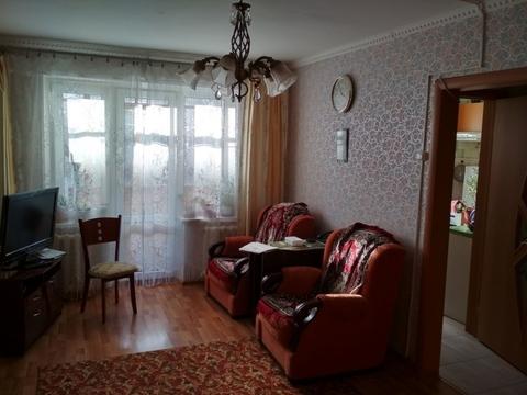Продаётся тёплая двухкомнатная квартира в центре Подольска. - Фото 4