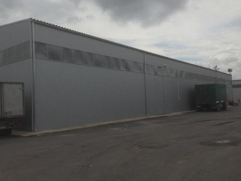 Новый теплый склад по ул.Уральской р-н кмр, площадь 365 м2. - Фото 1