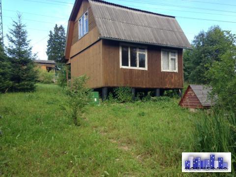 Дача 40 кв.м в д.Толстяково СНТ Орбита-2 - Фото 1