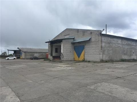 Складское помещение по адресу . (ном. объекта: 1225) - Фото 1