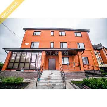 Продам стильную квартиру в клубном доме с видом на Волгу - Фото 1