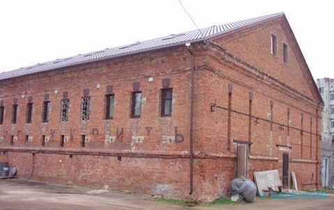 Аренда теплого склада 250м2, 1эт, пос. Муриноа, ул. Лесная - Фото 1