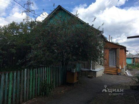 Продажа дома, Оренбург, Ул. Оренбургская - Фото 1