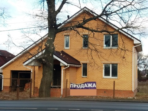 Коттедж 170 м. г. Москва, Щаповское пос, д. Шаганино , 26 км от МКАД - Фото 1