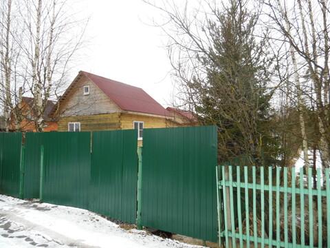 """Два садовых дома в массиве """"Рубеж"""", СНТ """"Дружба"""" на участке 6,32 сот. - Фото 1"""