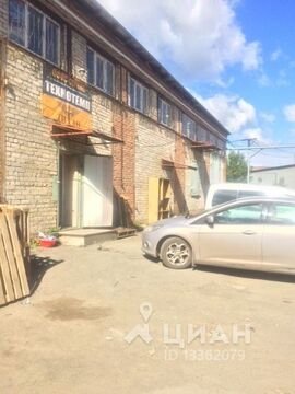 Производственное помещение в Челябинская область, Челябинск ул. 2-я . - Фото 1