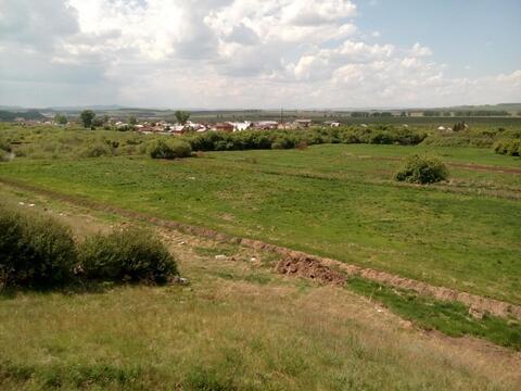 Участок у реки п. Логовой - Фото 1
