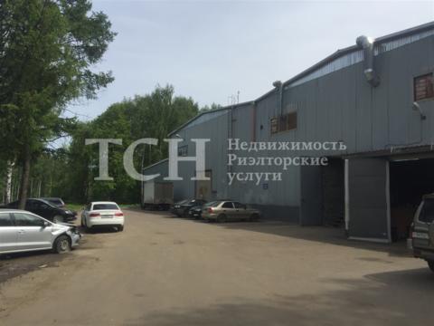 Производственно-промышленное помещение, Ивантеевка, проезд . - Фото 1