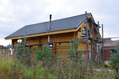 Продаётся участок ИЖС 30 соток с домом и коммуникациями в д.Санино - Фото 5