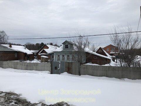 Участок, Горьковское ш, 13 км от МКАД, Балашиха. Участок 11,45 соток с . - Фото 1