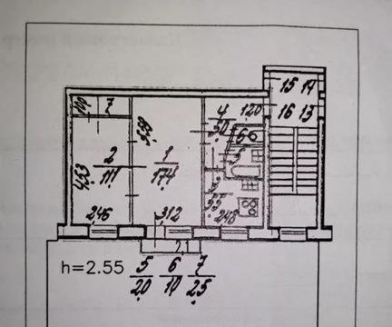 Объявление №53001329: Продаю 2 комн. квартиру. Санкт-Петербург, Космонавтов пр-кт., 29, к 5,