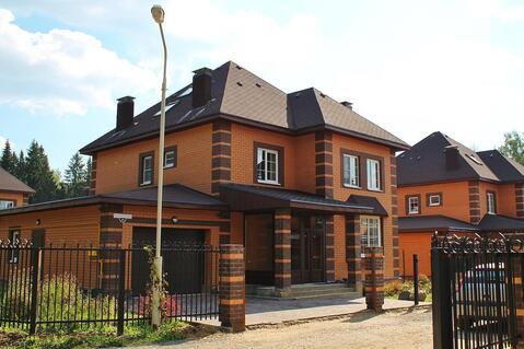 Д.Морозовка, Солнечногорский район. Дом 220 кв.м.; на участке 6 соток - Фото 2