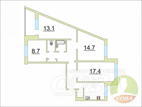 Продажа квартиры, Тюмень, Ул. Стахановцев - Фото 1