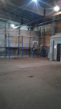 Сдаётся отапливаемое складское помещение 240 м2 - Фото 1