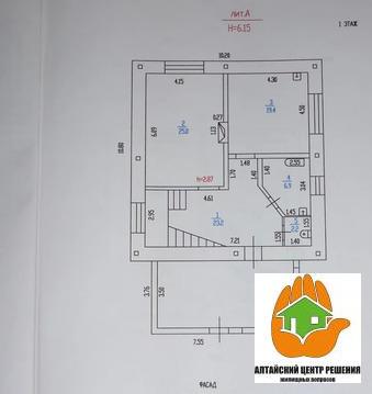Объявление №53310130: Продажа дома. Барнаул