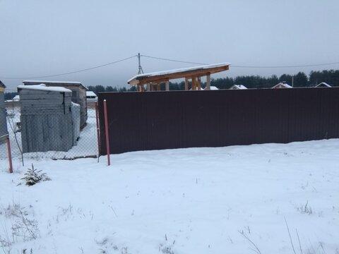 Земельный участок 6 га в селе Филипповское Владимирской области - Фото 2