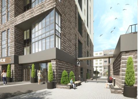 ЖК Ньютон новый жилой комплекс в р-не дкж - Фото 1