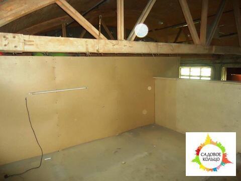 Теплый склад с окнами, разгрузка в пол, широкие распашные ворота, внут - Фото 4