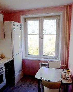 Однокомнатная квартира в Измайлово, Купить квартиру в Москве по недорогой цене, ID объекта - 320902516 - Фото 1
