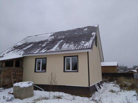Новый жилой дом в с.Мысы Краснокамского района - Фото 5