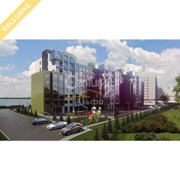 Продается 2 к. кв. в центре города с панорамным видом на озеро! - Фото 2