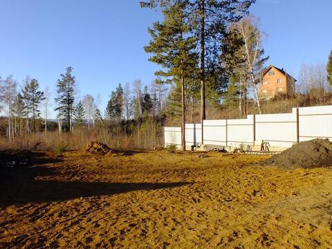 Продажа участка, Маркова, Иркутский район, Таёжная - Фото 1