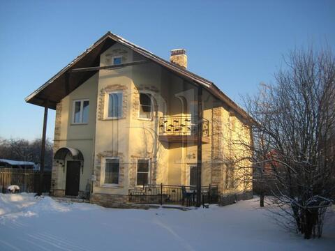 Продается 2-х этажный, просторный, светлый, современный дом в 25 км от . - Фото 1