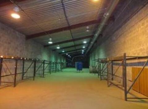Теплый склад 800 м2 в Видном - Фото 2