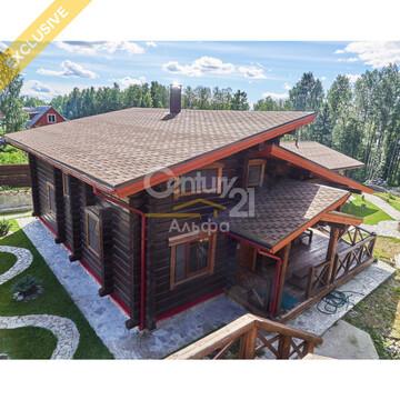 Продается великолепный дом 232 кв.м на уч. 15 соток на оз. Кончезеро - Фото 2
