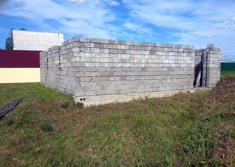 Земельный участок 15 сот. с недостроенным домом в с. Берёзово. - Фото 2