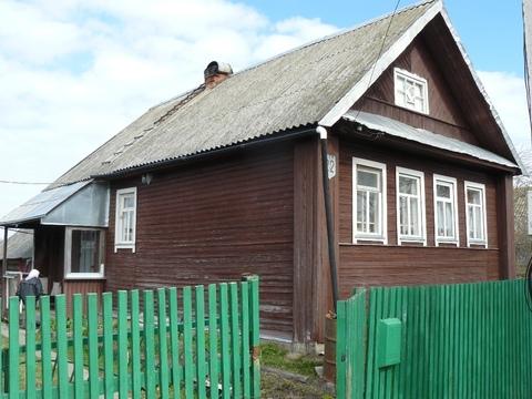 Продам дом с баней в д. Пятилипы Новгородского р-на - Фото 1