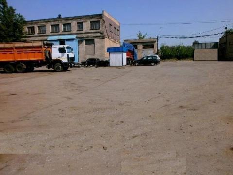 Продажа Производственного помещения в Ворош. районе с зем участком - Фото 1