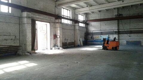 Сдам складское помещение 1390 кв.м, м. Автово - Фото 2